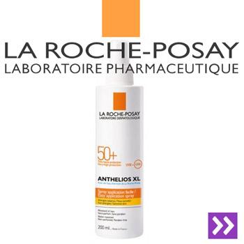 Spray protectie solara La Roche Posay Anthelios XL SPF50+ 200ml