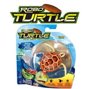 Testoasa electronica Robo Turtle maro la Nicoro