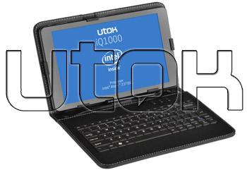 UTOK iQ1000 Tableta cu tastatura inclusa procesor intel