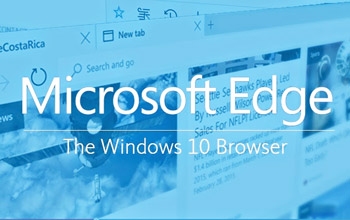 Vei putea descarca gratuit - fara licenta Windows 10 - Microsoft Edge Browserul Inclus