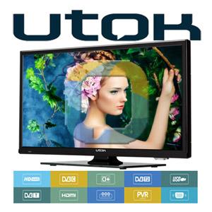 Cel mai ieftin televizor led UTOK U22FHD1 - isi merita pretul