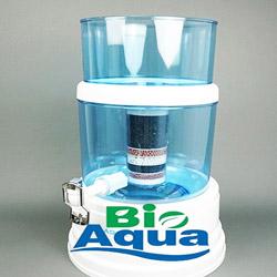 Filtrul de apa BioAqua re-mineralizeaza apa potabila