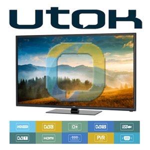 Detalii si informatii Televizor UTOK U32HD1