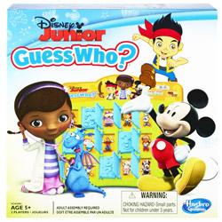 Jocul GUess Who Disney Junior Hasbro - jocuri de familie si societate