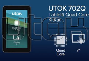 Tableta utok quad core 702q ultra