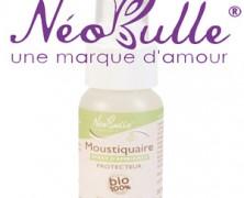 Spray BIO contra tantarilor Neobulle pentru camera bebelusului