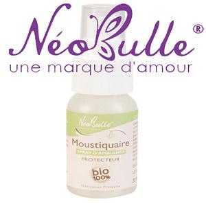 Spray de camera bebelusi Neobulle Moustiquaire BIO