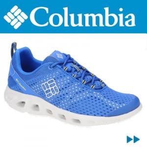Adidasi barbati Columbia Drainmaker III albastru