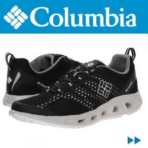 Adidasi femei Columbia Drainmaker III Turcoaz negrii