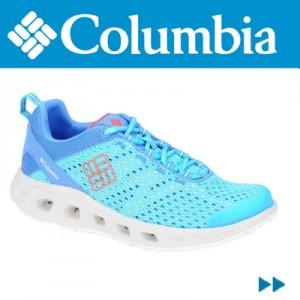 Adidasi femei Columbia Drainmaker III Turcoaz