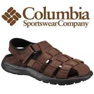 Sandale barbatesti din piele Columbia Levanto