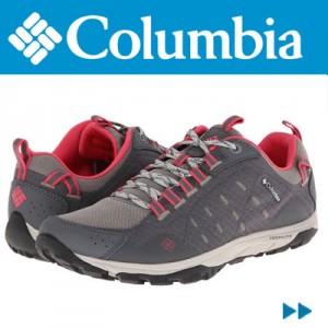 Adidasi tip gheata sport Columbia Conspiracy Razor dama