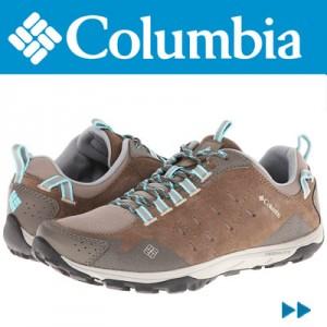 Ghete sport femei Columbia Conspiracy Razor Leather
