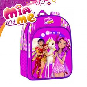 Ghiozdan Mia and Me pentru fetite