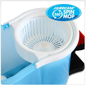 Mop si galeata Hurricane Spin Mop Teleshopping Review