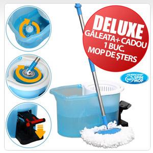 Pareri Hurricane Spin Mop Deluxe