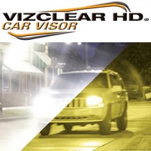 Ecran de protectie Vizclear HD pentru masina Mediashop Teleshopping