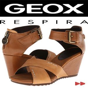 Sandale cu platforma Geox D Alias