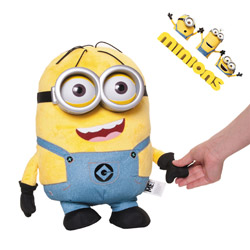 Plus interactiv Minions Jumbo Dave