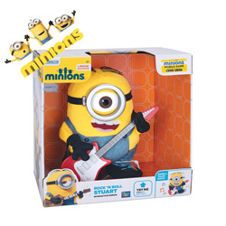 The Minions – Despicable Me au invadat Romania
