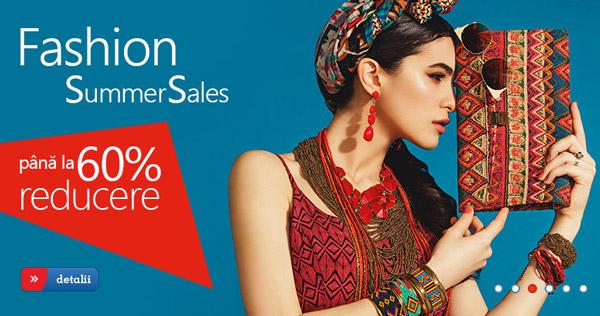 Reduceri de preturi de 60% la eMAG Fashion Summer Sales! (click)