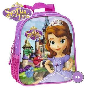 Rucsac ghiozdanel junior Disney Printesa Sofia Intai Fairies