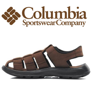 Sandale clasice din piele barbatesti Columbia Levanto stil Retro
