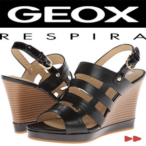 Sandale dama GEOX Sibilla Sand