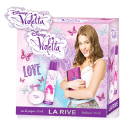Set cadou cosmetice Violetta Love