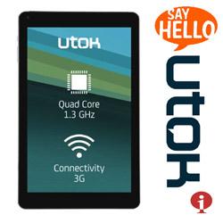 Tableta Telefon GSM 3G UTOK Hello 10Q HD