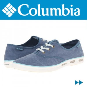 Tenisi si Adidasi Columbia pentru femei Vulc N Vent Lace