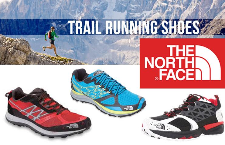 Adidasi de alergare barbatesti The North Face in Romania la cele mai mici preturi
