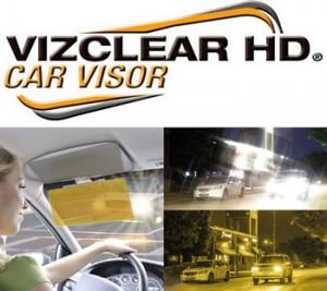 Merita ecranul de protectie VizClear HD la volan!