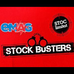 Reducerile Stock Busters de vara la eMAG!