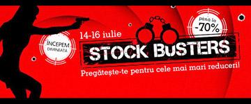 Pagina de Reduceri de preturi -70% eMAG Stock Busters 2015