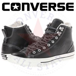 Bascheti Converse de iarna imblaniti City Hiker