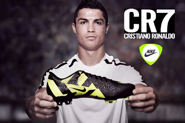 Ce ghete de fotbal poarta Cristiano Ronaldo - Nike Mercurial Victory V