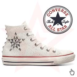 Converse Chuck Taylor All Star stelute si tinte