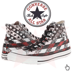 Converse Stelute Chuck Taylor All Star Washed Flag