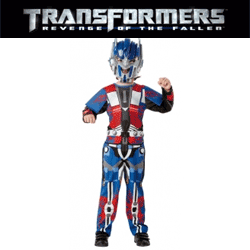 Costum carnaval Transformers Optimus Prime