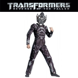 Costum carnaval Robotii Transformers