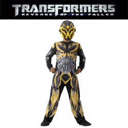 Costum carnaval baieti Transformers Bumble Bee