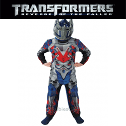 Costum carnaval baieti Transformers Optimus Prime
