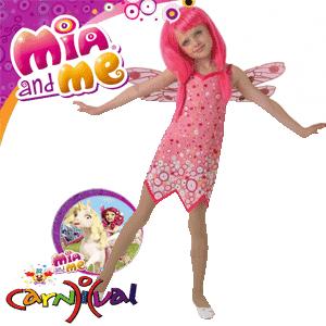 Costume de Carnaval pentru fetite gradinita si scoala Mia and Me