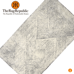 Covoare din lana lucrate manual The Rug Republic