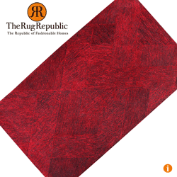 Covor The Rug Republic Balta handmade lana