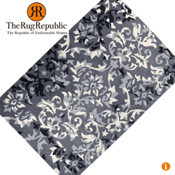 Covoare indiene lucrate manual The Rug Republic