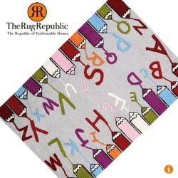 Covor din lana pentru copii The Rug Republic