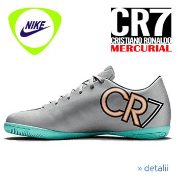 Cristiano Ronaldo Soccer Boots European Football NIKE MERCURIAL VICTORY V CR7