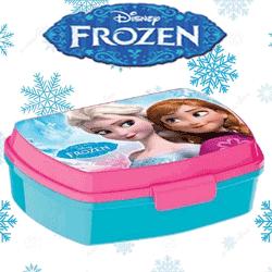 Cutie de sandwich-uri pentru scoala Disney Frozen